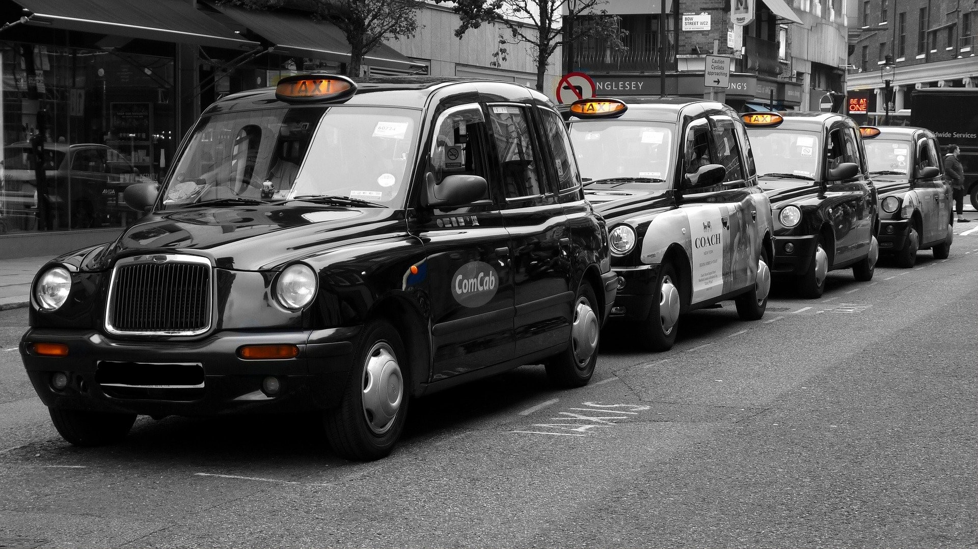 Tailored Taxi Insurance